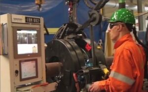 Cavitar's Welding Camera Used by Serimax in Orbital Welding of Offshore Pipes