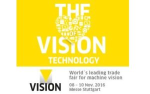 Welcome to Visit Us @ VISION 2016!