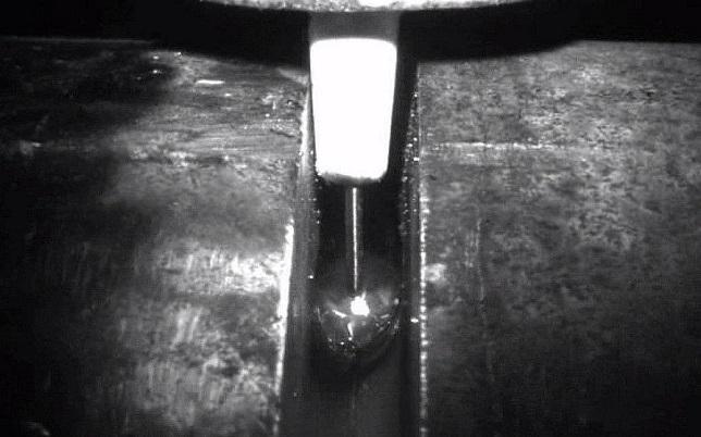 Orbital MIG welding