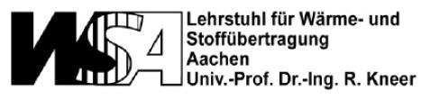 RWTH Aachen WSA logo