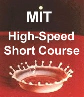 MIT High-speed imaging short course 2018