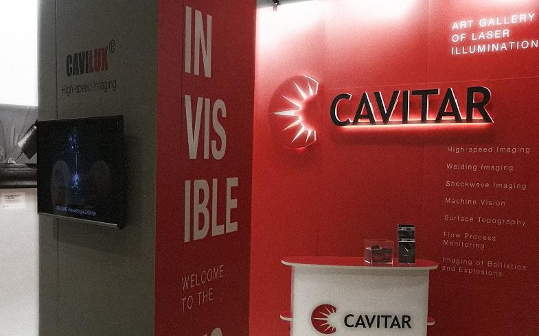 cavitar booth